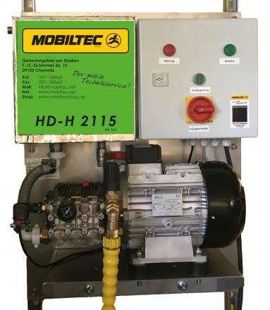 Eyltool stationärer Hochdruckreiniger HD-H 2115