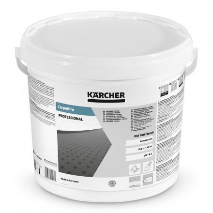 Kärcher CarpetPro Reiniger RM 760 Pulver Classic, 10 kg