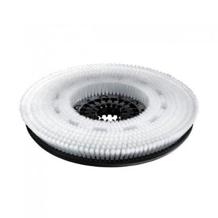 Kärcher Scheibenbürste 385 mm, sehr weich, weiß