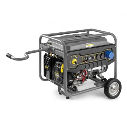 Kärcher benzinbetriebener Stromgenerator PGG 6/1