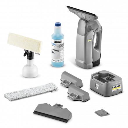 Kärcher WVP 10 Adv akkubetriebener Nasssauger (+Schnellladegerät,+zusätzliche schmale Absaugdüse)