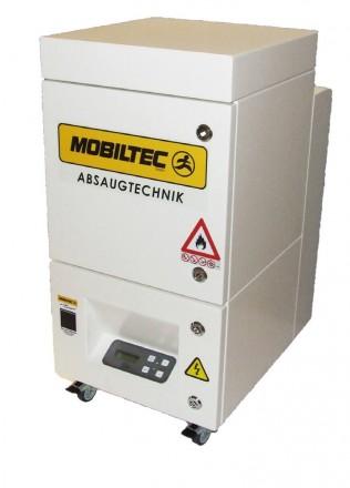 LMD - Rauchfilter mit Drehzahlregulierung LMD 508