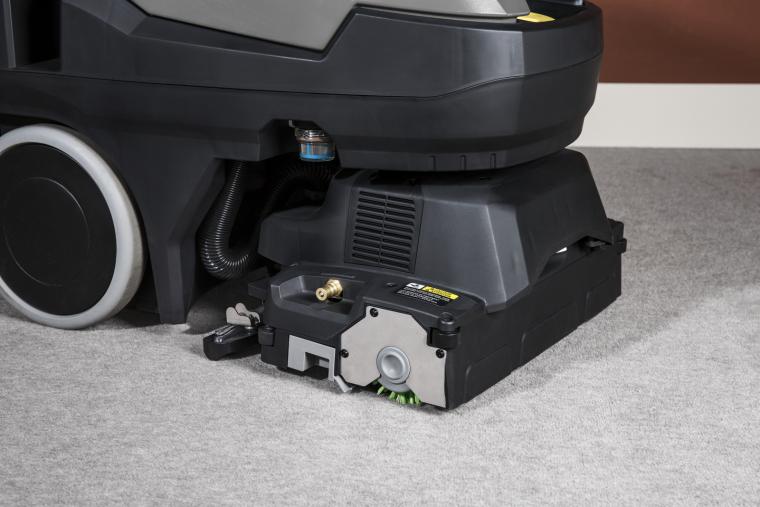 Kärcher Teppichgrundreinigungsautomat BRC 40/22 C