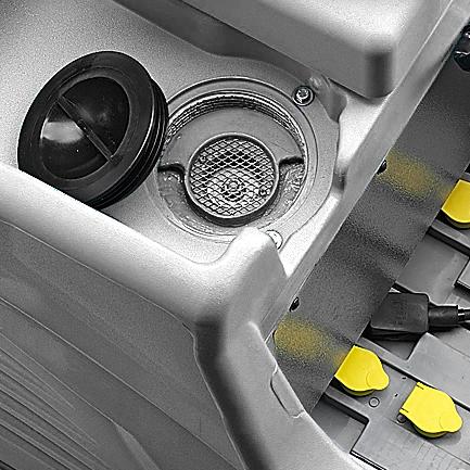 Eyltool M750 Aufsitzscheuersaugmaschine